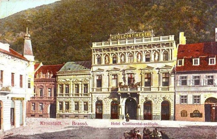 Hotel Continental Brasov