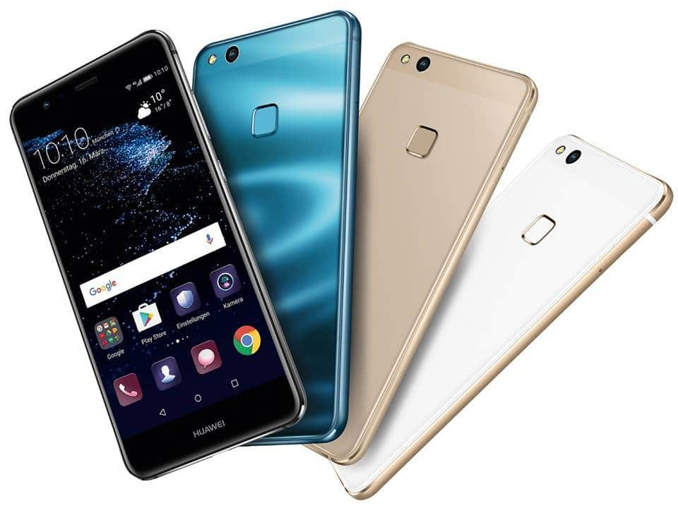 Huawei P10, Android în haine de iPhone