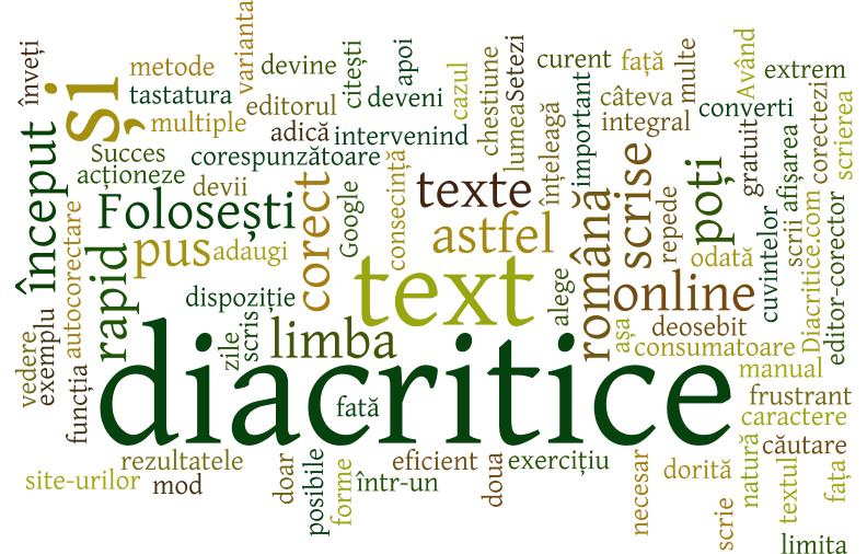 SEO cu diacritice