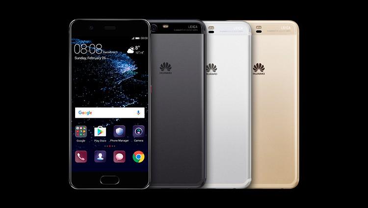 Câștigă 5 Huawei P10